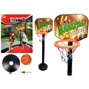 Košarkaški koš z žogo -4039