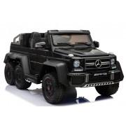 Električni Avto - LeanToys - Mercedes 6x45W - 12V-14Ah - 4093 - Črna