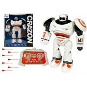 Daljinsko voden Robot R/C + Top na roki -4487