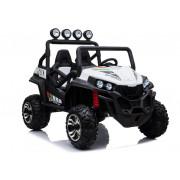 Jeep na akumulator - Buggy - Ramiz - 4x4 - 2x12V S2588 -4604 - Bela