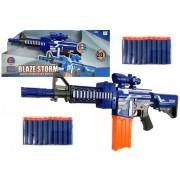 Pištola na baterije z penastimi izstrelki z 20 izstrelki iz pene-4806