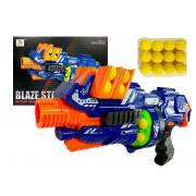 Pištola z penastimi izstrelki v obliki kroglic-4810
