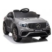Električni Avto - LeanToys - 4x4 - 12V - Mercedes QLS-5688 -5572 - Siva