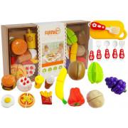 Set zelenjave - sadja za rezanje-6750