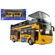 Dvonadstropni avtobus + luči + zvoki-7324