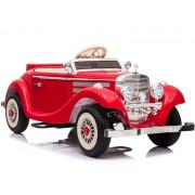 Električni avto - LeanToys - RETRO A200 -4x4 - 12V -  7724 - Rdeča