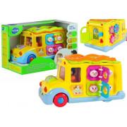 Vesel poučni avtobus za otroka z glasbo-775