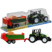 Veliki traktor s kmetijsko opremo 65 cm  -781