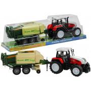 Velik traktor z prikolico Agricultural 65 cm-784