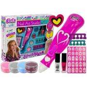 Lak za nohte Kit Dispenser Glitter lak za nohte -8509