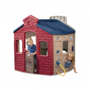 LITTLE TIKES Domek Ogrodowy dla Dzieci Domek Miejski - 444D - Little Tikes