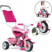 Tricikel Smoby Be Move Comfort ROZA - 740404 - Smoby