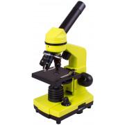 Levenhuk Rainbow 2L Lime Microscope - 69063