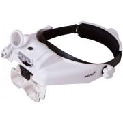 Levenhuk Zeno Vizor HR6 Head Rechargeable Magnifier - 72615