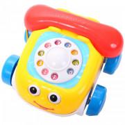 Telefon kolorowy dla maluszka ze sznureczkiem-102622