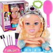 Luskasta glava lutke za oblikovanje las - 107905