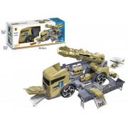 Raketni lansirni stroj - vojaški tovornjak - 108449