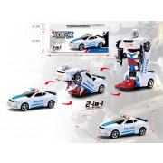 Avto Policija se samodejno preoblikuje v robota - 108990