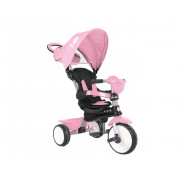 Tricikel Qplay Comfort Pink - 0686268624808
