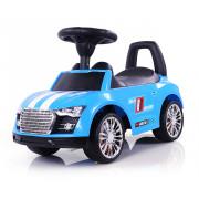 Poganjalec Avtomobil Milly Mally Racer Blue - 5901761122459