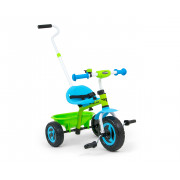 Tricikel - Milly Mally Turbo Cool Green - 5901761125306