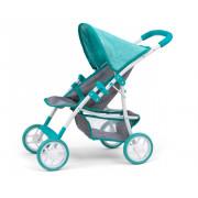 Otroški voziček za punčke Milly Mally Natalie Prestige Mint - 5901761125627