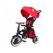 Tricikel Qplay Rito Plus Red - 686268625232