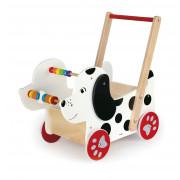 Viga 50290c Izobraževalni voziček za potiskanje kužek - 6934510502904