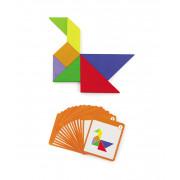 Viga 50643 Magnetni tangram - 6934510506438