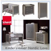 Otroška Soba Schardt - Nordic Lava z Dvo Delno Omaro
