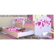 Predalnik za Otroško Posteljico Happy Babies