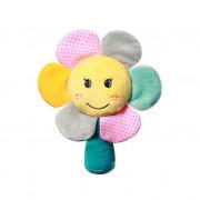 609 GRZECHOTKA RAINBOW FLOWER BabyOno - 5901435409336
