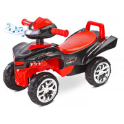 Poganjalec MINI RAPTOR RED - 5902021528776