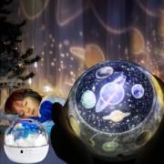 Projektor Starry Sky - ZEMLJA - Led