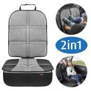 Zaščitna Podloga 2v1 za Avtomobilske Sedeže - Reer - TravelKid MaxiProtect - 86071