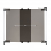 Varnostna Vrata -  Reer - ClearVision - DesignLine -  74–100 cm - 46021