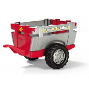 Prikolica Rolly Toys Farm Trailer - 122097