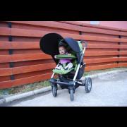 Senčnik Baby Smile z UV 50+ Zaščito
