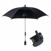 Senčnik + Adapter za Voziček Quinny Buzz - BLACK