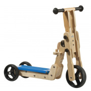 Skiro Lesen Geuther 2in1 Scooter - Blue