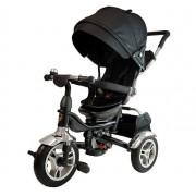 Tricikel - LeanToys - PRO600 -3795 - Črna