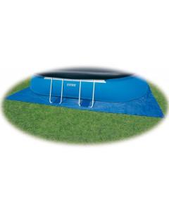 Zaščitna podloga za bazen Ovalo 610 x 366 x 122 cm - 110666