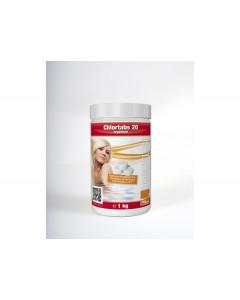 Klorove hitrotopne 20 g tablete 1 kg - 0751101TD08
