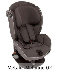 Otroški Avtosedež - BeSafe - iZi Comfort X3 - Metallic Mellange