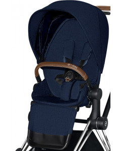 Športni Del Vozička - Tekstil - Cybex Priam 2.0 - PLUS - Midnight Blue -2020