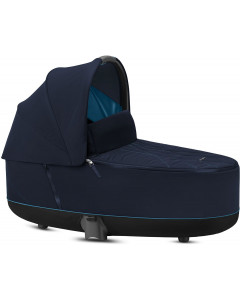 Globoka Košara - Cybex LUX 2.0 - Cybex Priam - Nautical Blue - 2020