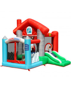 Napihljivo Igralo Happy Hop - Vesela Hiša - 9315