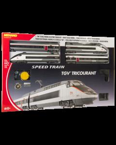 Potniški Vlak - Mehano - TGV TRICOURANT - T110