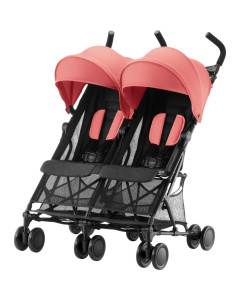 Voziček za Dvojčke - Römer - Buggy Holiday - Double - Coral Peach 2020