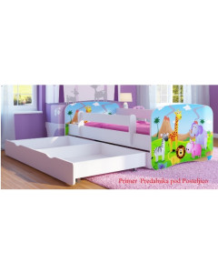 Predalnik za Otroško Posteljico AllMeble-Baby Dreams